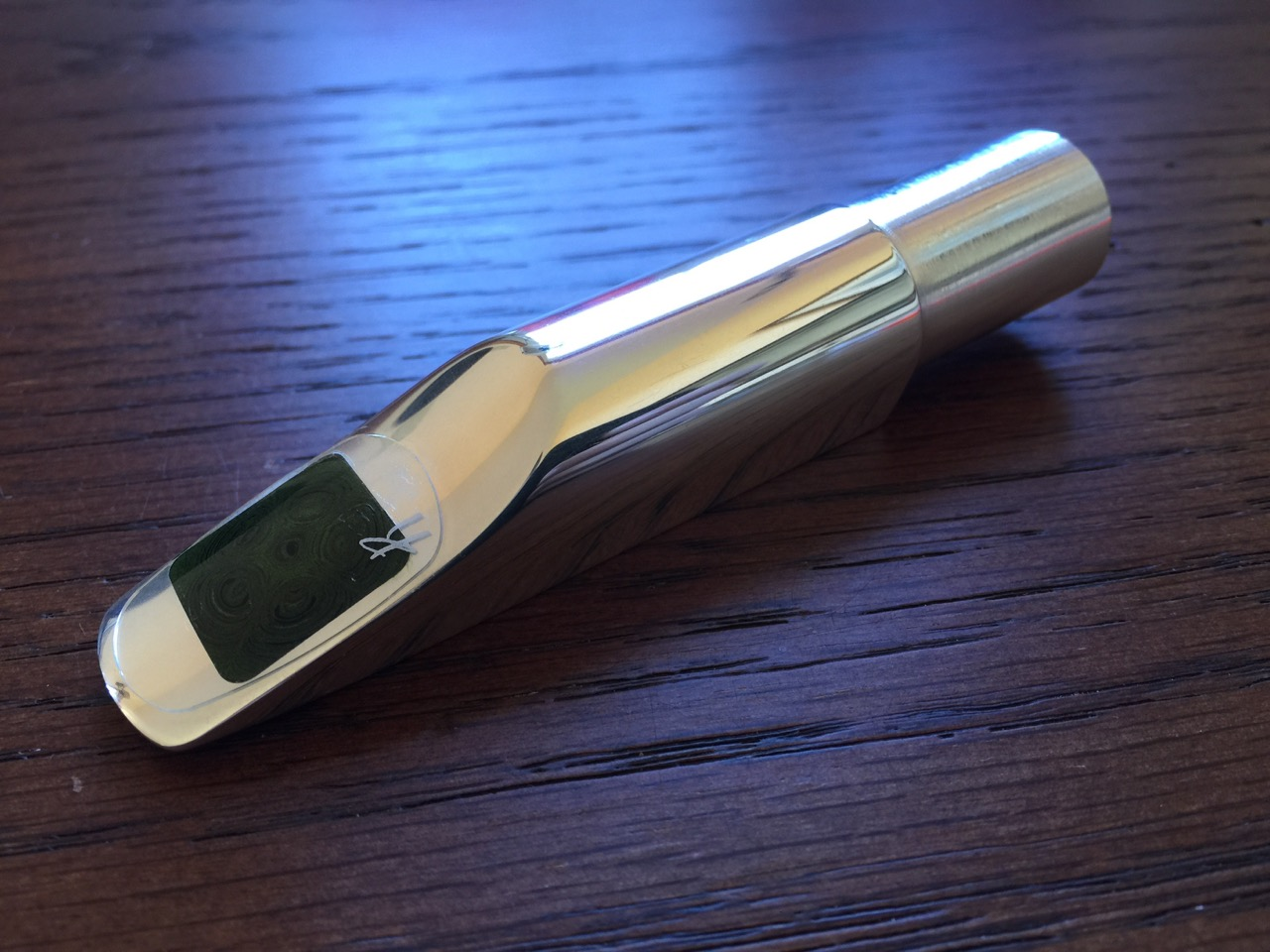 Liu Shizhao MB Prototype Tenor Saxophone Mouthpiece Review