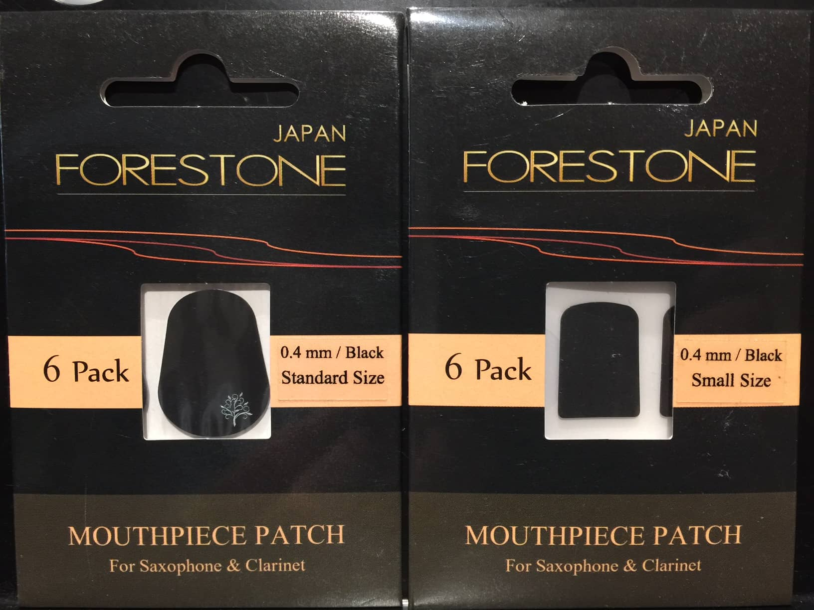Forestone Saxophone Mouthpiece Patch Review