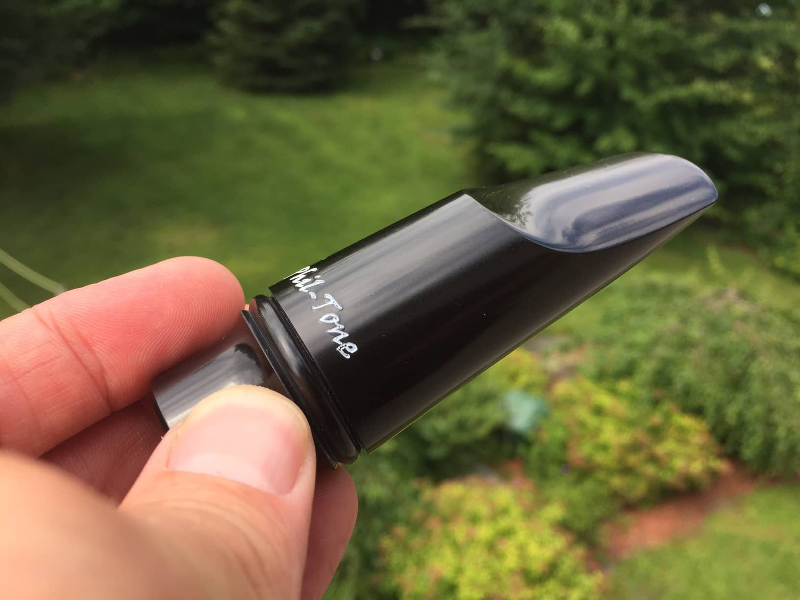 Phil-Tone Intrepid Tenor Saxophone Mouthpiece Review