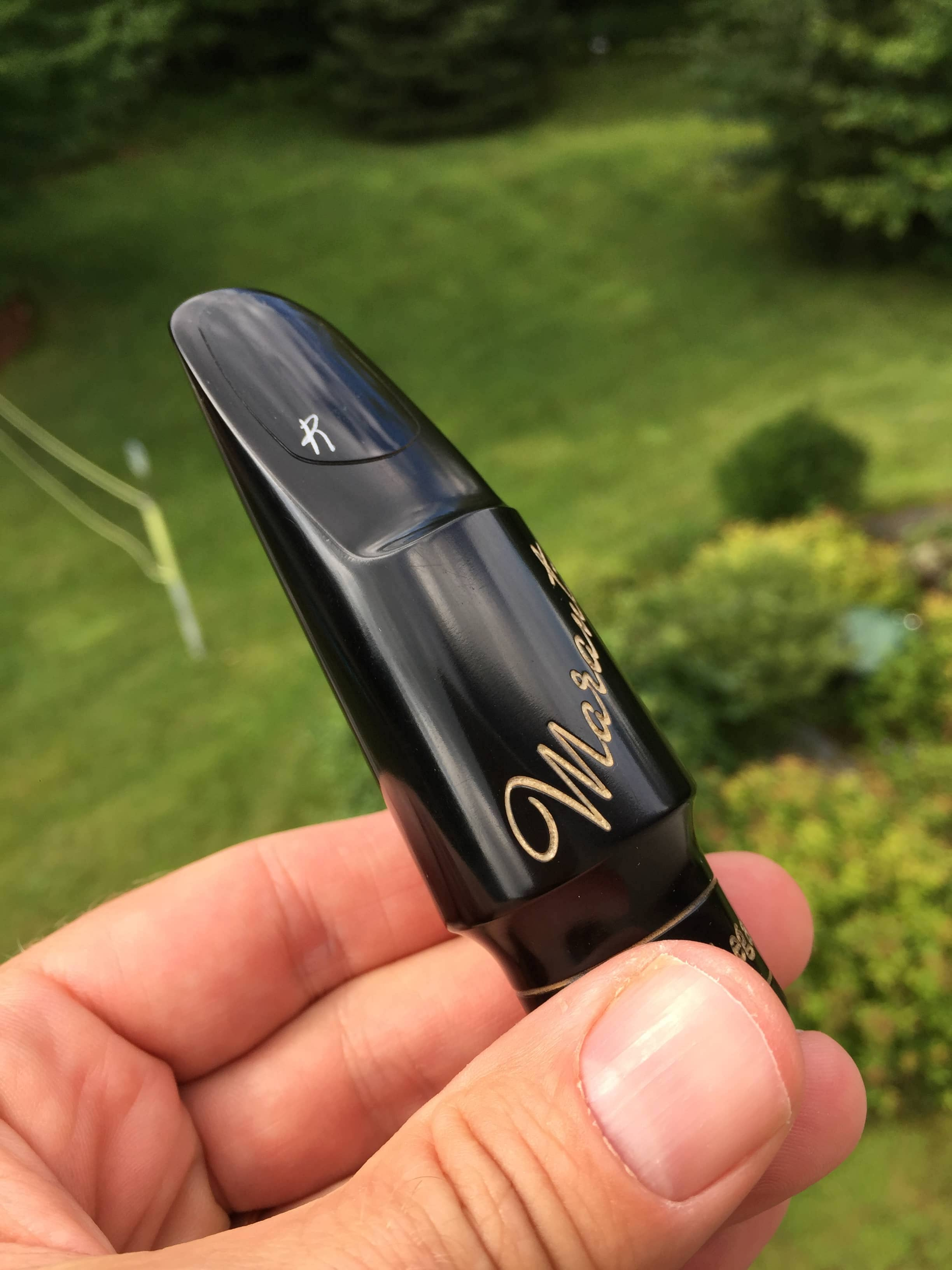 Matt Marantz Slant Legacy Tenor Saxophone Mouthpiece Review