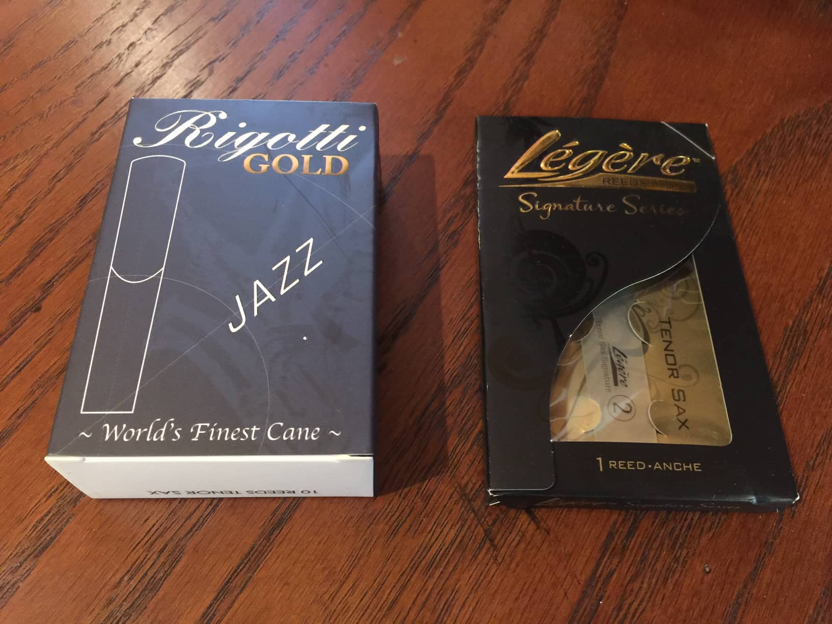 A Fight to the Death-Legere Signature Synthetic Reeds Versus Cane Reeds