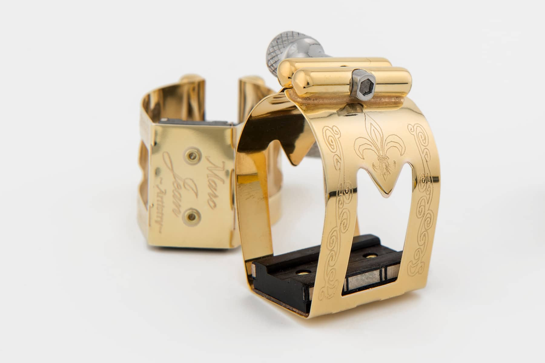 Marc Jean Saxophone Ligature II Model 700 Review