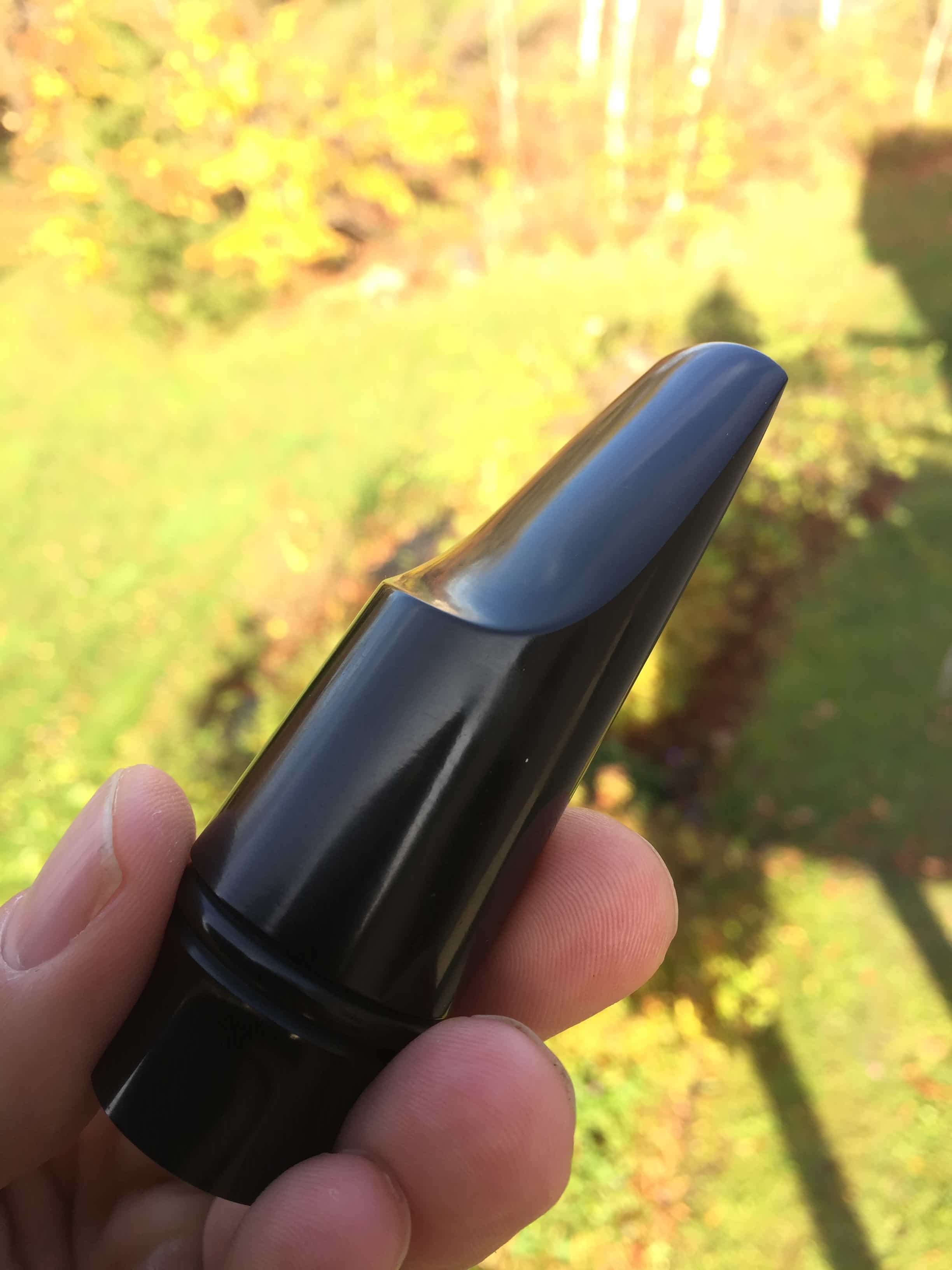 Phil-Tone Novella Alto Saxophone Mouthpiece Review