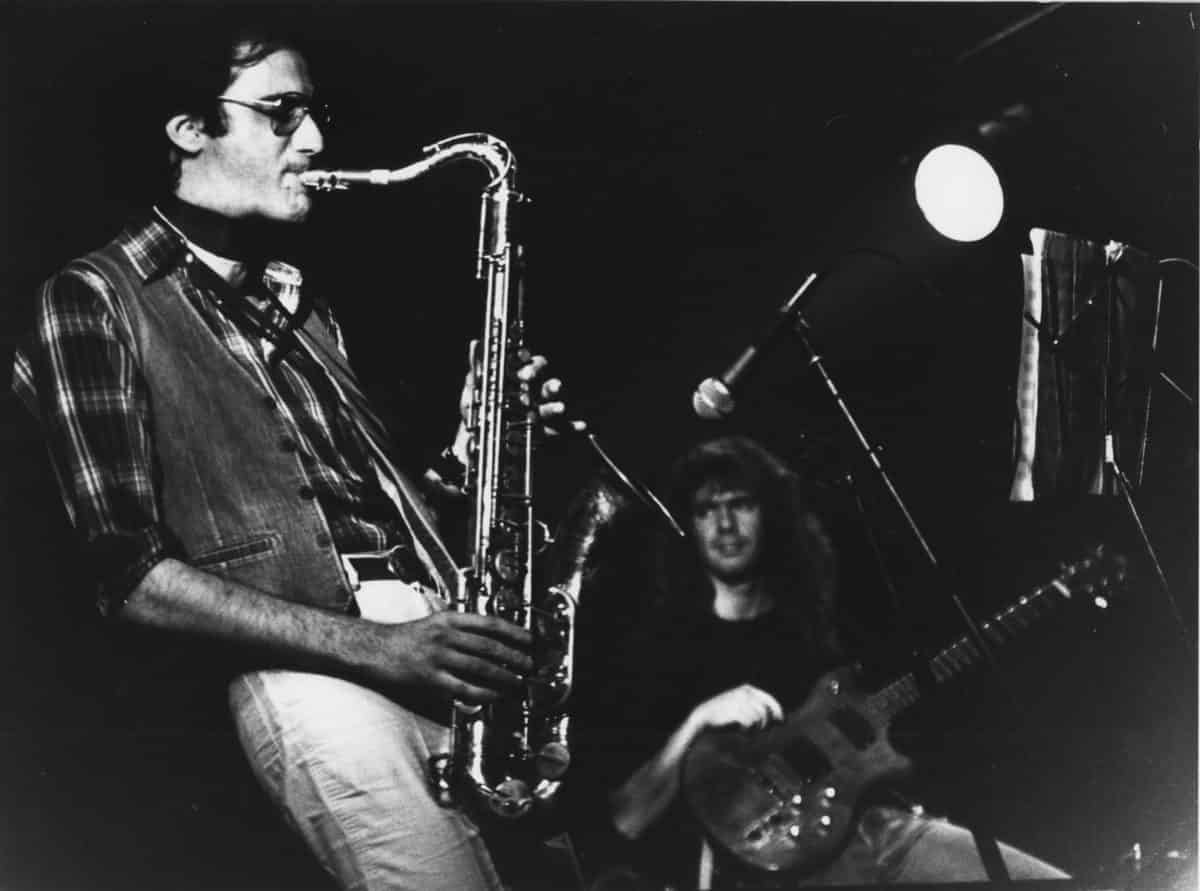 The Art of Imitation-Michael Brecker on Peep