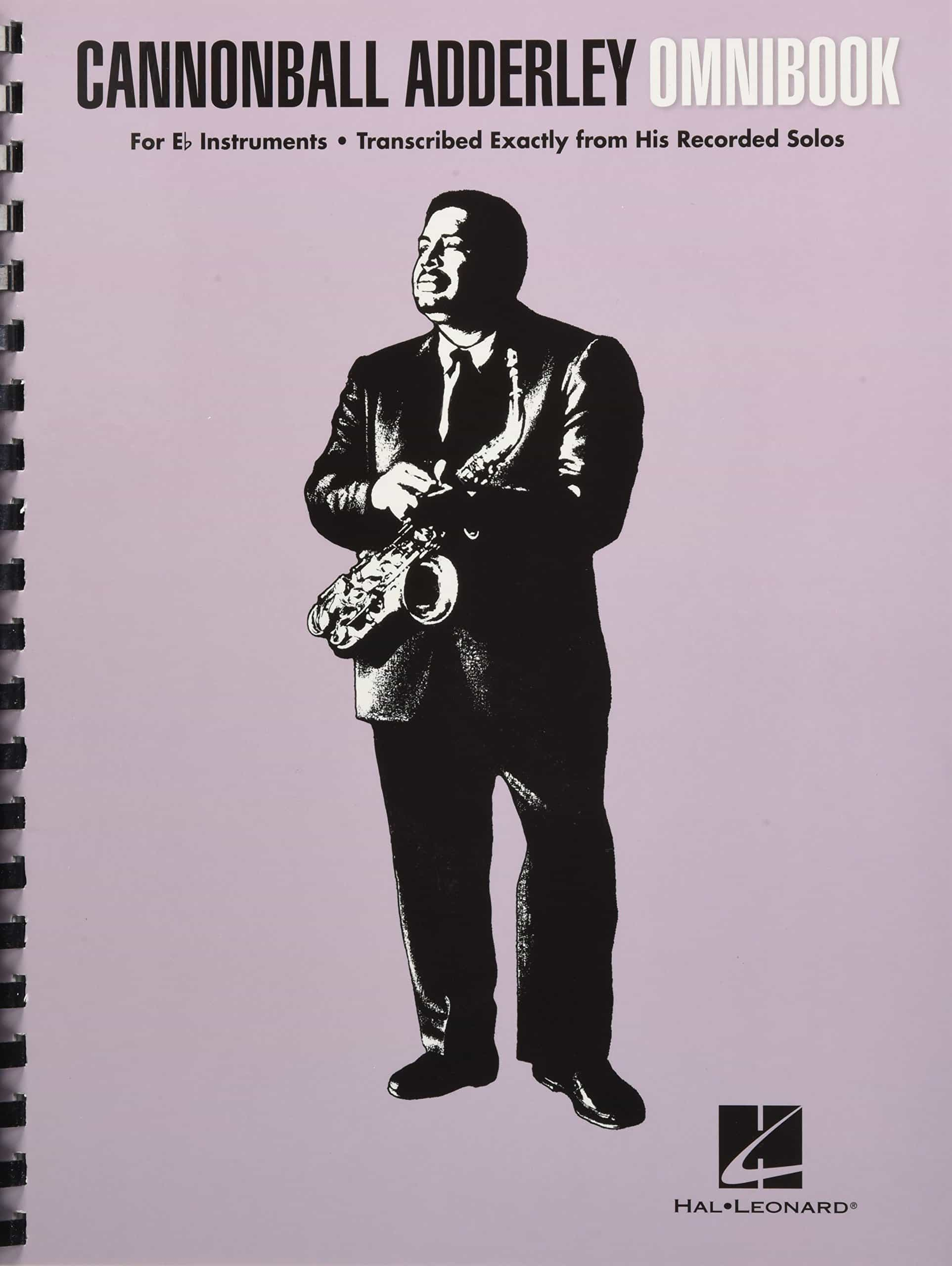 The Cannonball Adderley Omnibook Review