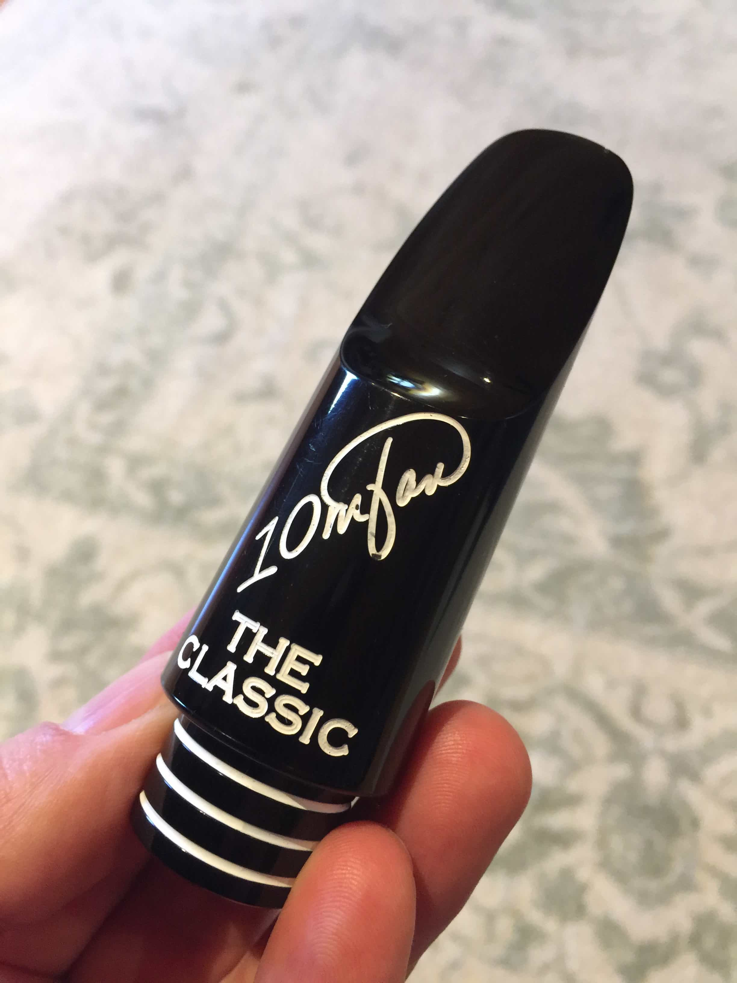 "10mFan ""The Classic"" Tenor Saxophone Mouthpiece Review"