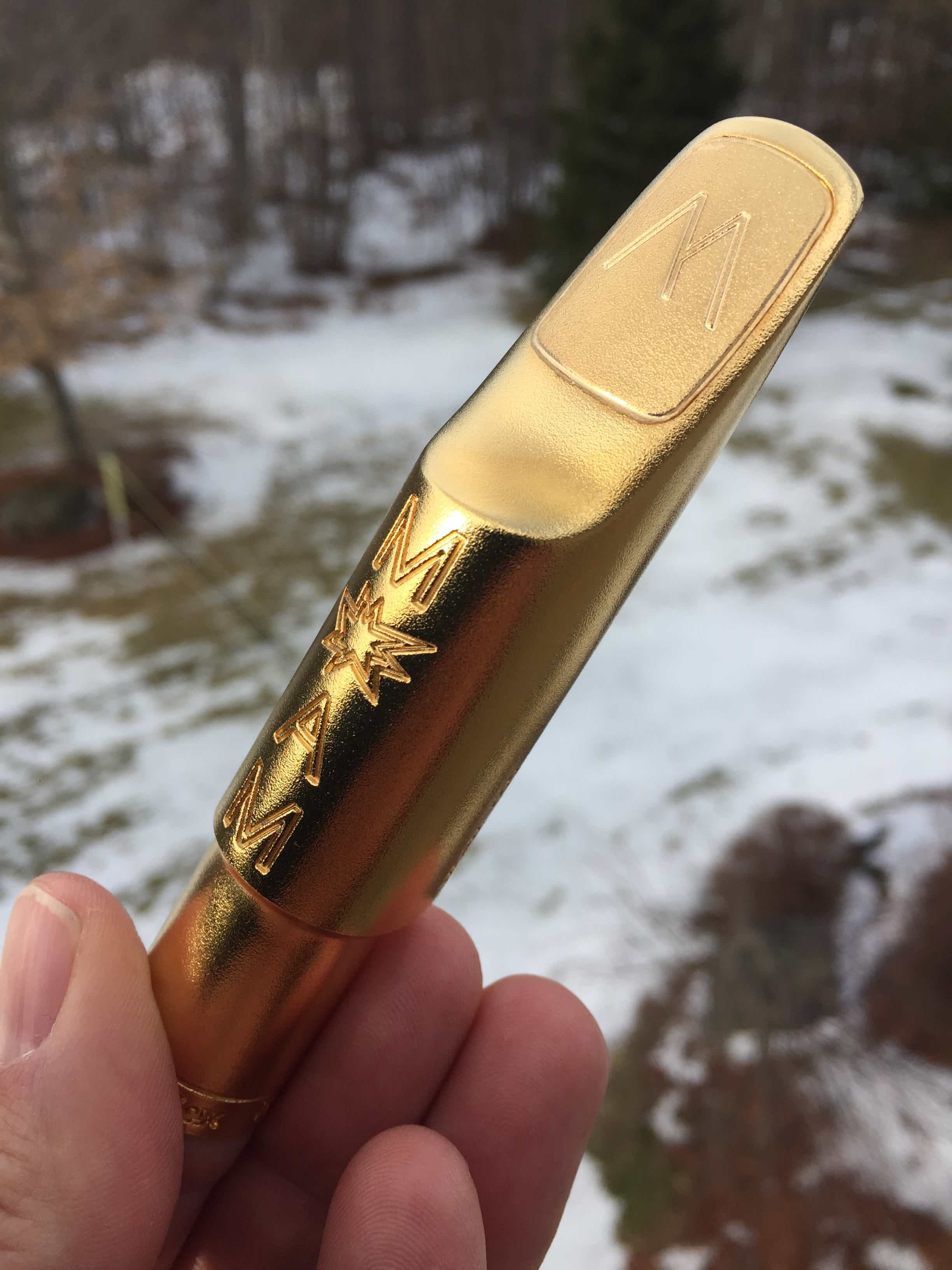 Westcoast Sax MOAM .110 Tenor Saxophone Mouthpiece Review