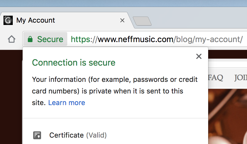 Is Neffmusic.com Safe to Purchase From?