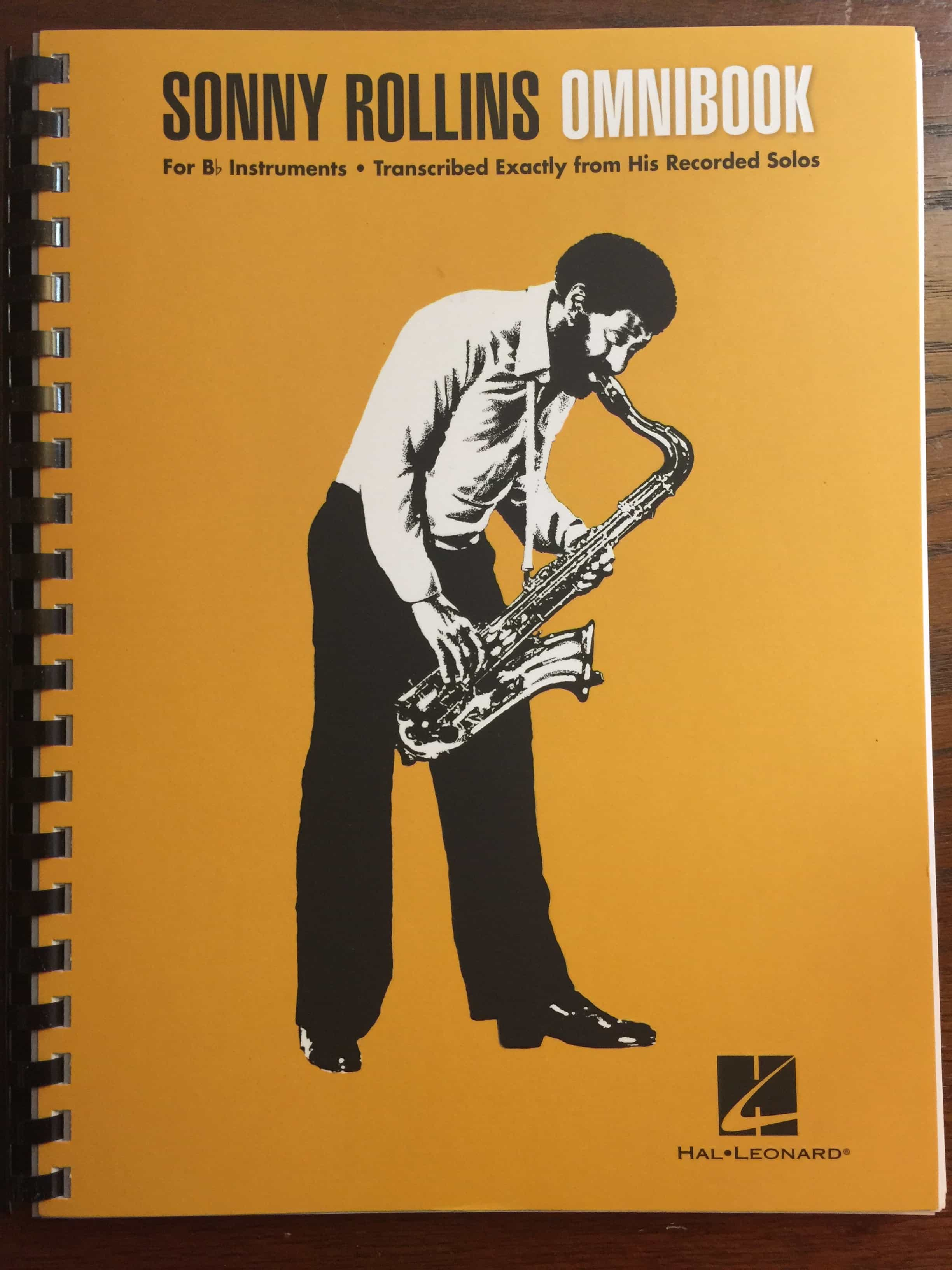 The Sonny Rollins Omnibook Review