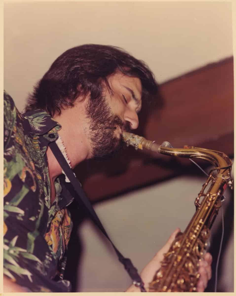 creator of the site michaelbreckerliverecordings