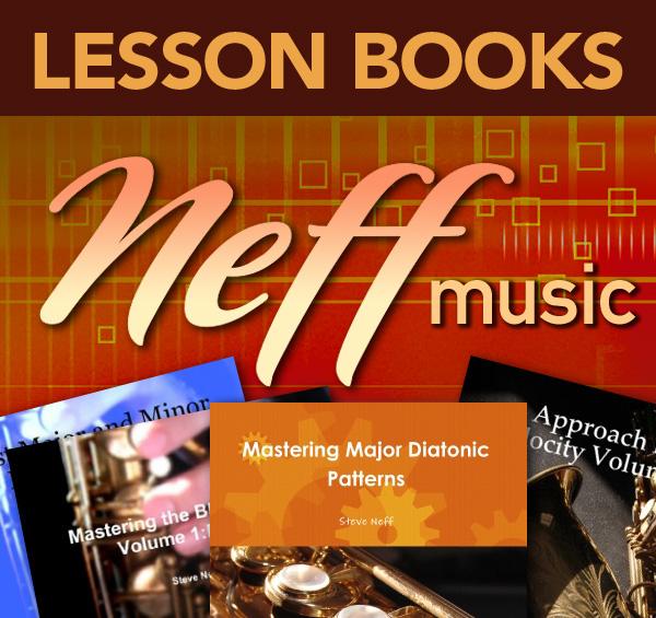 Jazz Books by Steve Neff